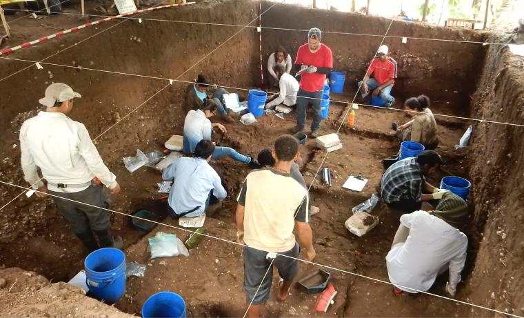 Nueva especialización en Arqueología, la primera de su tipo en el país