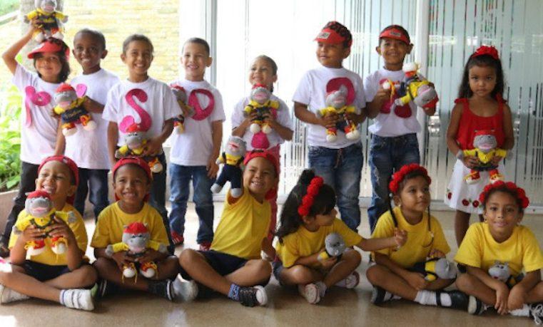 Pisotón: 20 años de trabajo por la infancia en Colombia y Latinoamérica