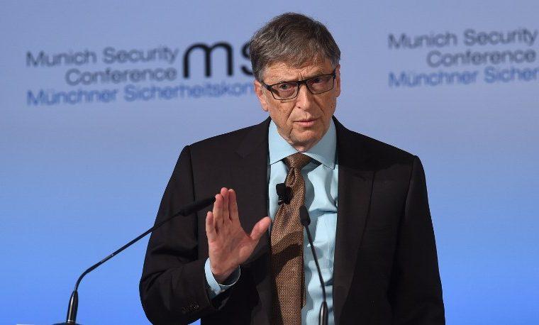 El mundo que debe prepararse ante una pandemia global: Bill Gates