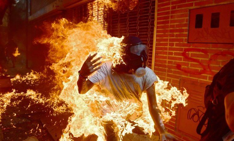 Venezuela: Crece indignación por violencia que deja 38 muertos