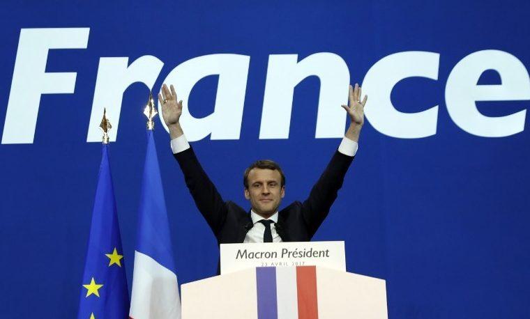Emmanuel Macaron Europa