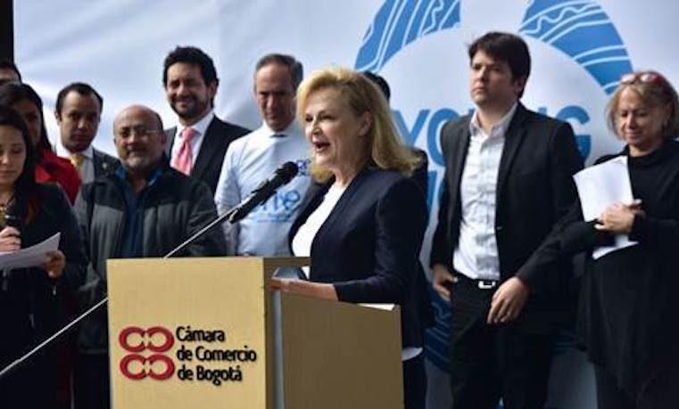 Lanzan Cumbre Mundial de Jóvenes, One Young World Bogotá 2017