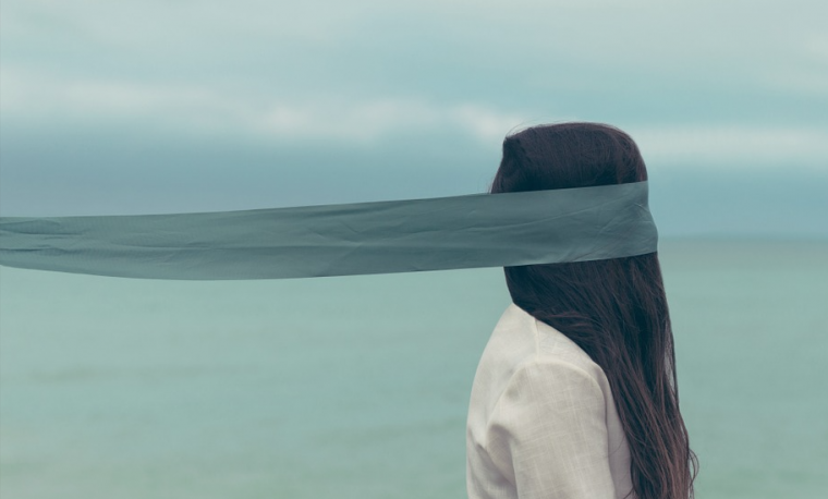 ciego ciega vista visión