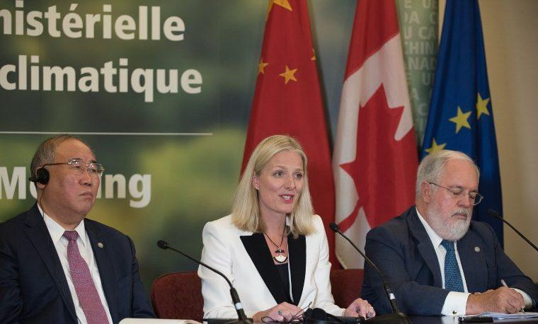 EEUU en el centro de la reunión sobre cambio climático en Canadá