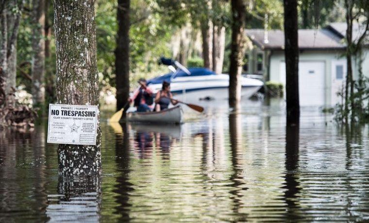 Se disparan las pérdidas económicas debidas a los desastres climáticos
