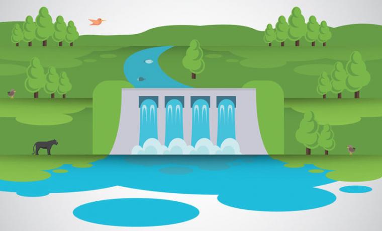 Cuatro claves para desarrollar proyectos hidroeléctricos de forma responsable