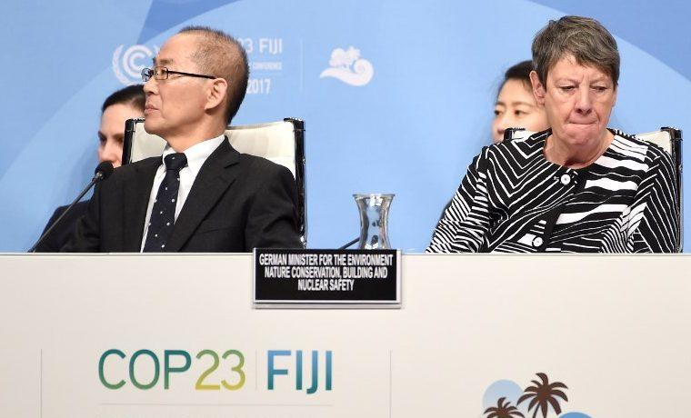 COP23 clima global warming