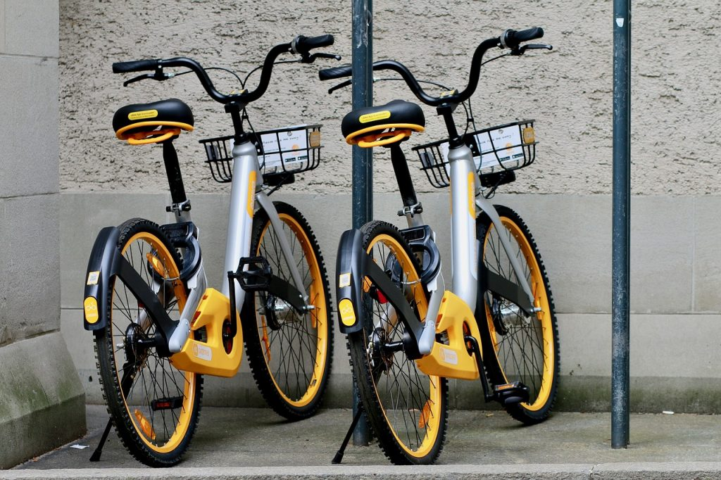 bicicleta bike Citi Byke