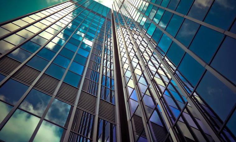 vidrio ventanas edificio