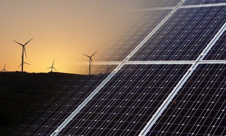 combustibles fósiles paneles solares energía renovable energía solar