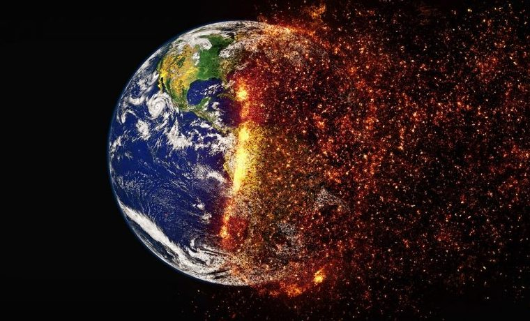global warming calentamiento global