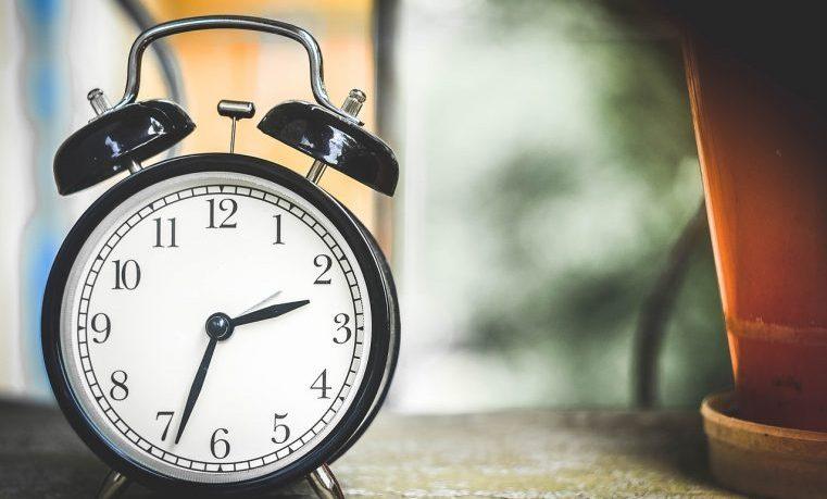 hora reloj time