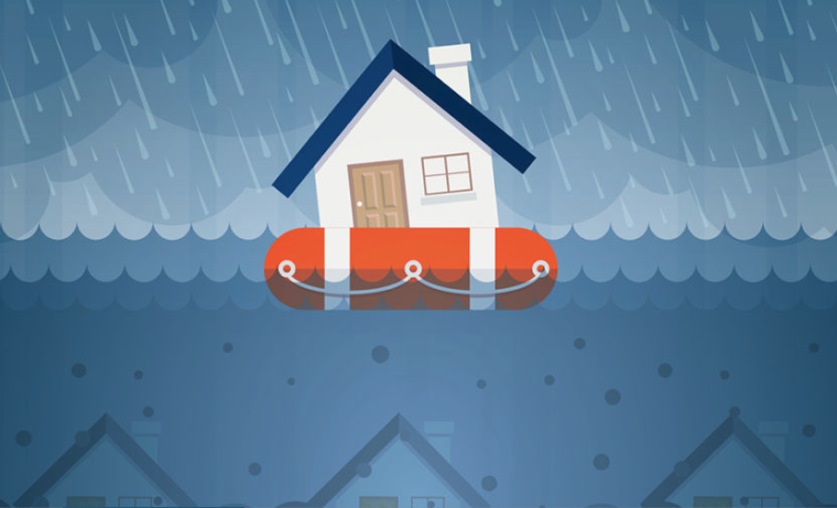Las inundaciones de 2017