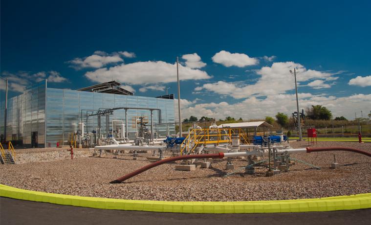 Promioriente lleva Gas Natural de Gibraltar a Bogotá y todo el país