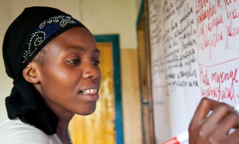 La desigualdad de las mujeres: lograr justicia de género para acabar con la pobreza