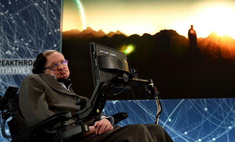 Los universos paralelos, última contribución de Stephen Hawking a la ciencia
