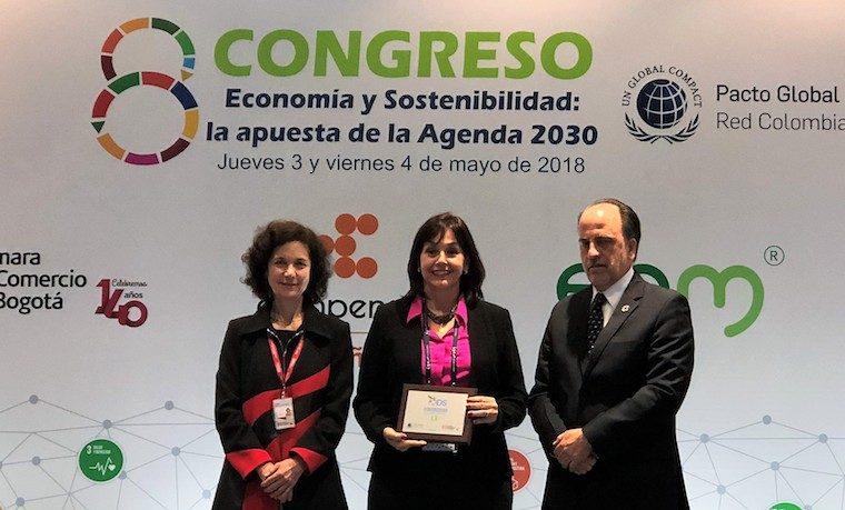 Promigas y su Fundación reciben reconocimiento en biodiversidad y educación