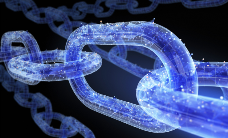 blockchain tecnología data