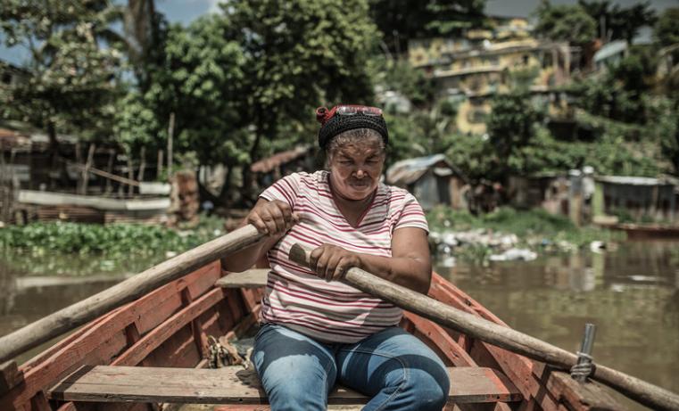 Balance del trabajo de Oxfam en América Latina y el Caribe