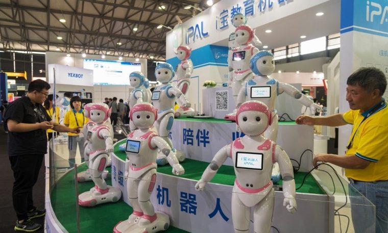 robots iPal tecnología