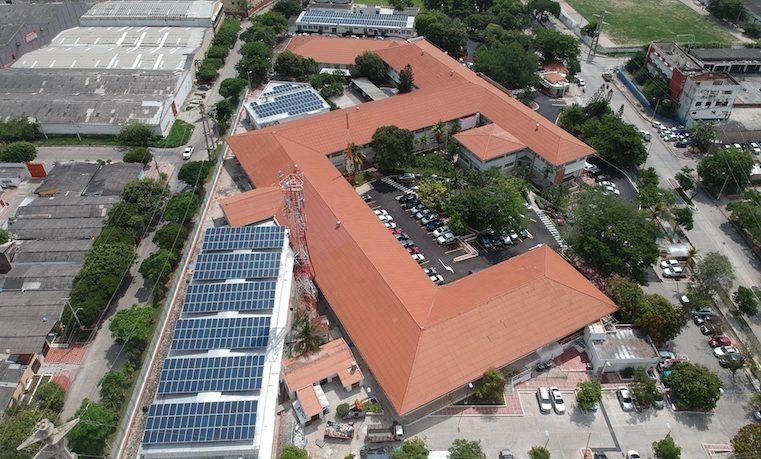 Promigas pone en marcha sistema solar fotovoltaico para consumo
