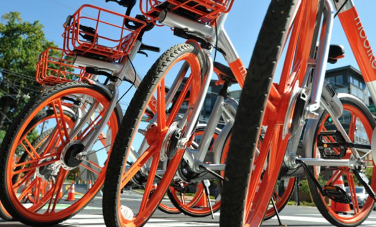 Bicis Cero: Lo que aprendimos sobre las bicicletas compartidas sin anclajes durante #TTDC2018
