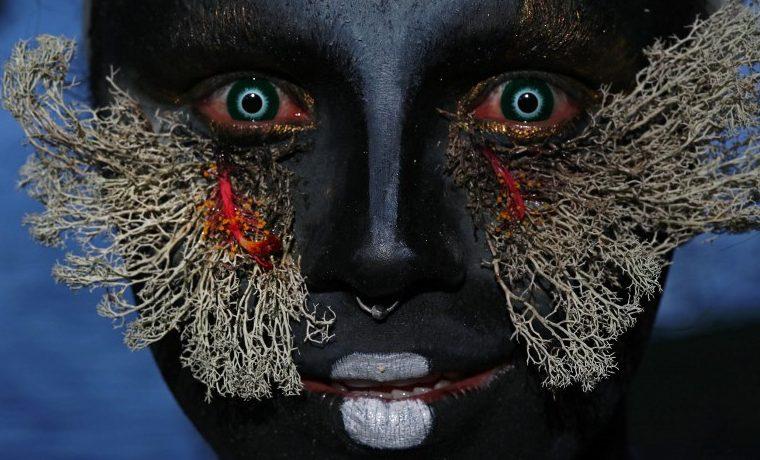 Uýra Sodoma, la drag queen amazónica comprometida con la selva