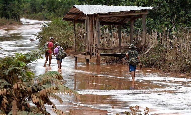La frenética construcción de represas pone en peligro al frágil Laos