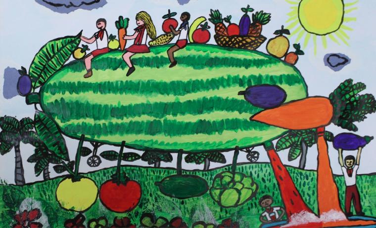 hambre cero WFP Programa Mundial de Alimentos