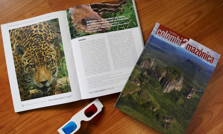 Investigaciones sobre Parque Nacional Natural Serranía de Chiribiquete