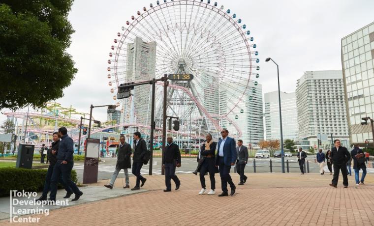 Alcaldes Japón ciudades