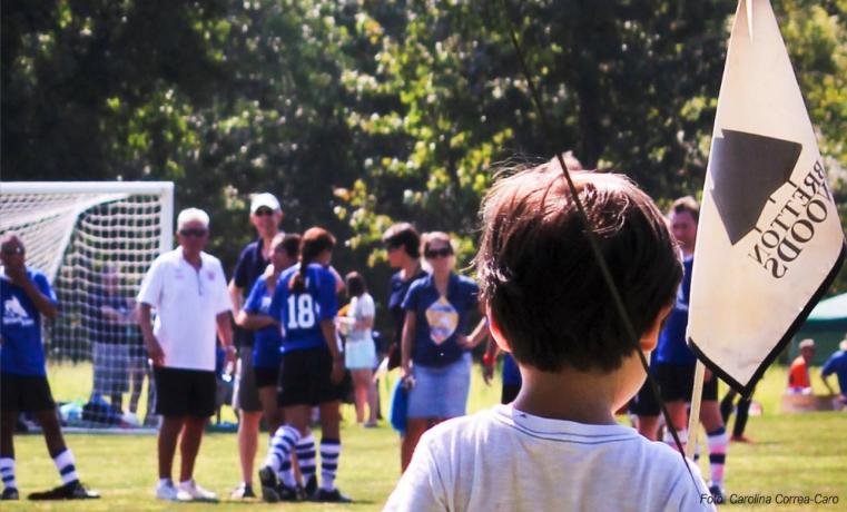 El mundial y los niños, ¿Cómo deben alentar los padres?