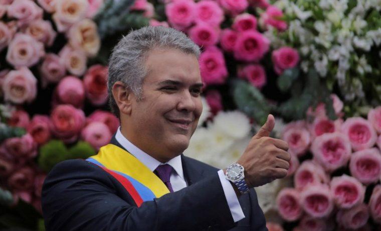 Iván Duque Colombia gobernabilidad