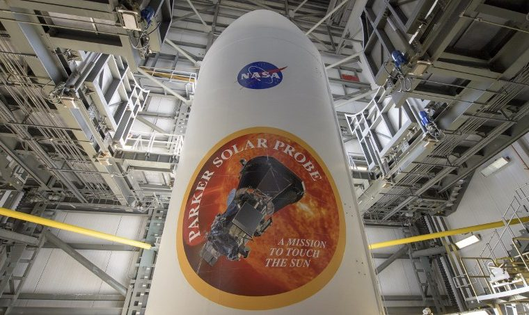 Cuenta atrás para el lanzamiento de la sonda Parker hacia el Sol