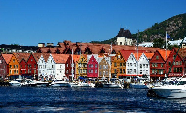 Viajando por Noruega
