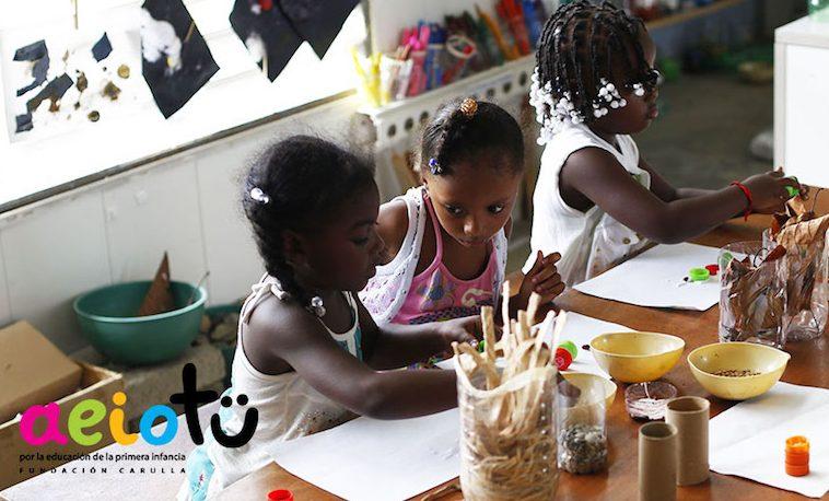 Colombia apuesta por la educación de calidad  en la primera infancia