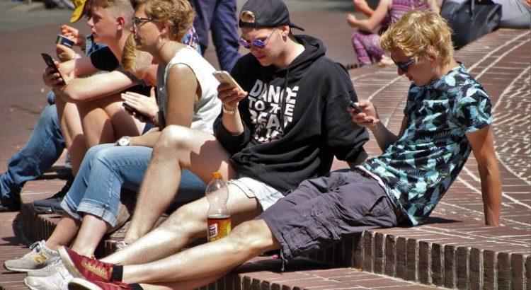 La identidad joven a través del teléfono celular