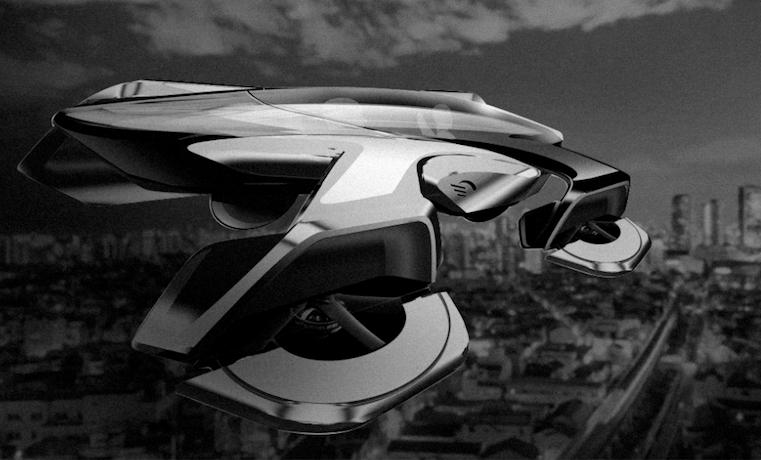 ¿Autos voladores?