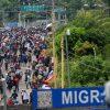 Honduras caravana de migrantes