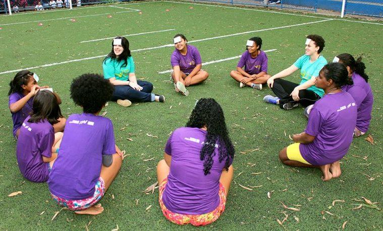 El deporte allana el camino para la obtención de conocimientos prácticos y la creación de empleo para las madres jóvenes de Brasil