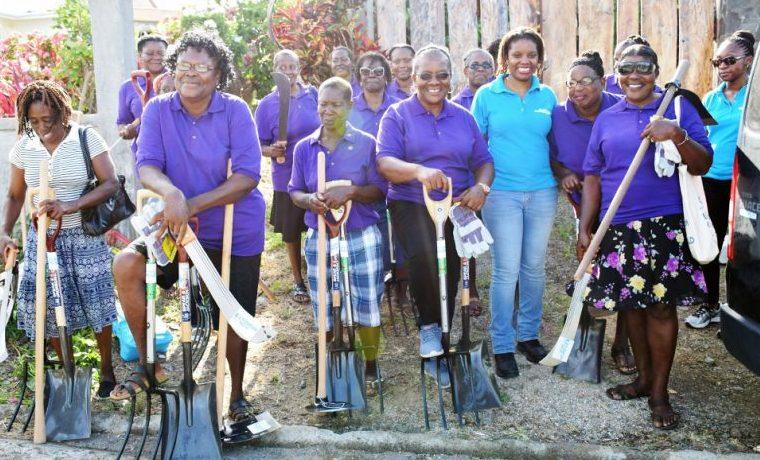 Restaurar la dignidad y los medios de vida después de la crisis en el Caribe