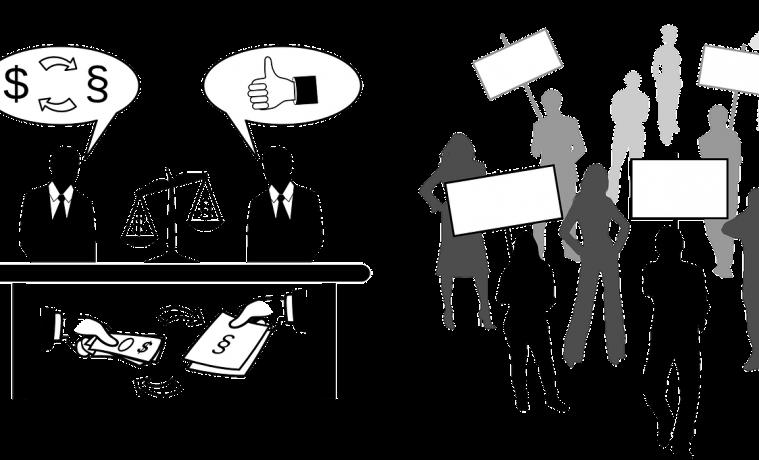democracia elecciones corrupción