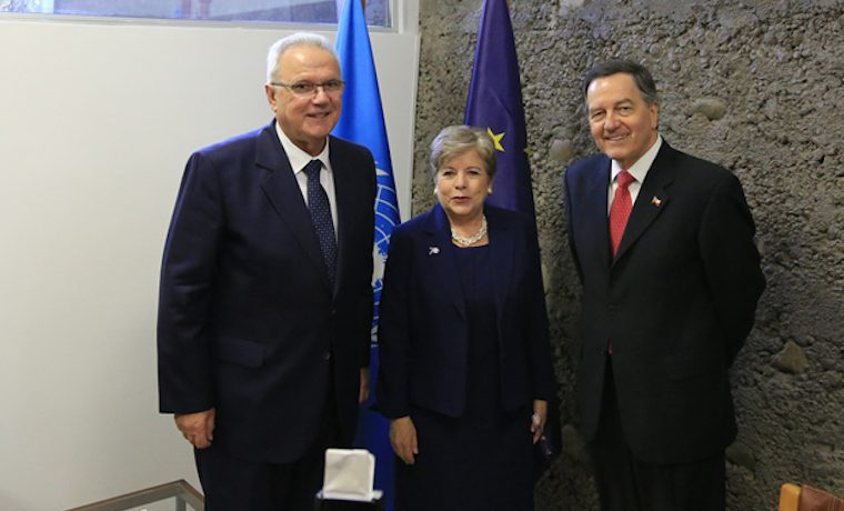 Europa y América Latina y el Caribe refuerzan su cooperación para construir una nueva narrativa del desarrollo con énfasis en las economías en transición