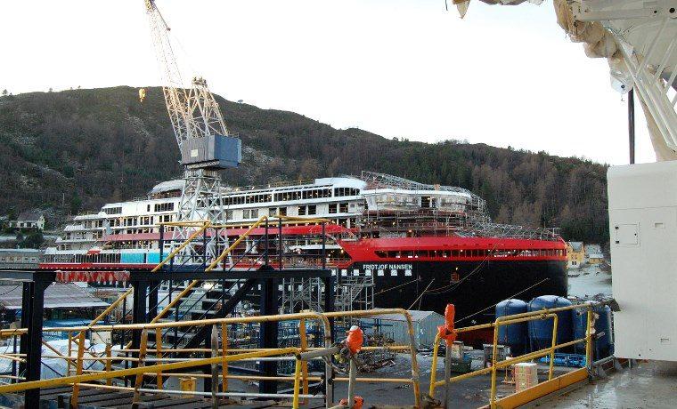 Navíos híbridos para unos cruceros más limpios