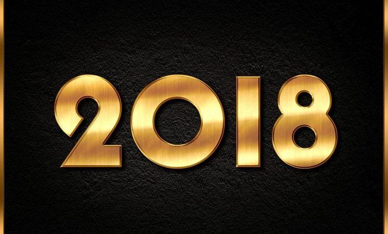El año 2018 en el mundo