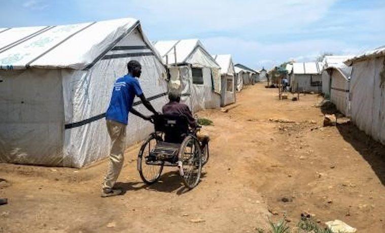 Los niños desplazados con discapacidades enfrentan múltiplesbarreras