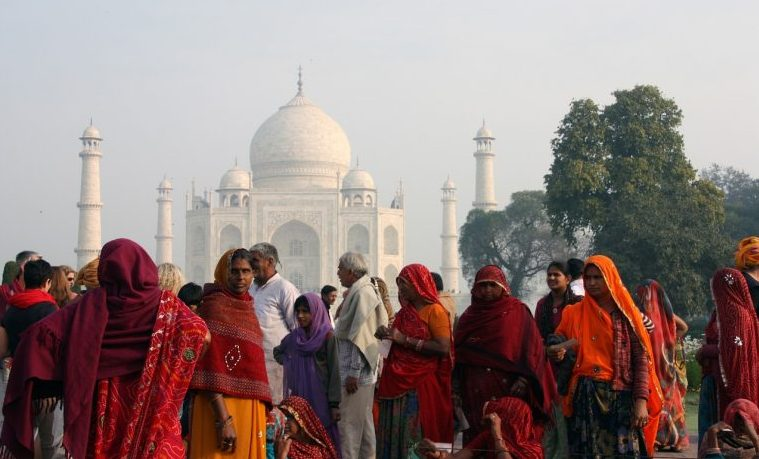 La India país de constrastes