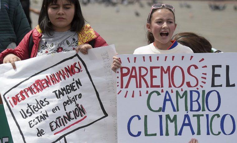 Enfrentarnos al riesgo climático: cinco pasos para comenzar