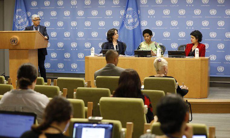 desigualdad de género ONU Mujeres