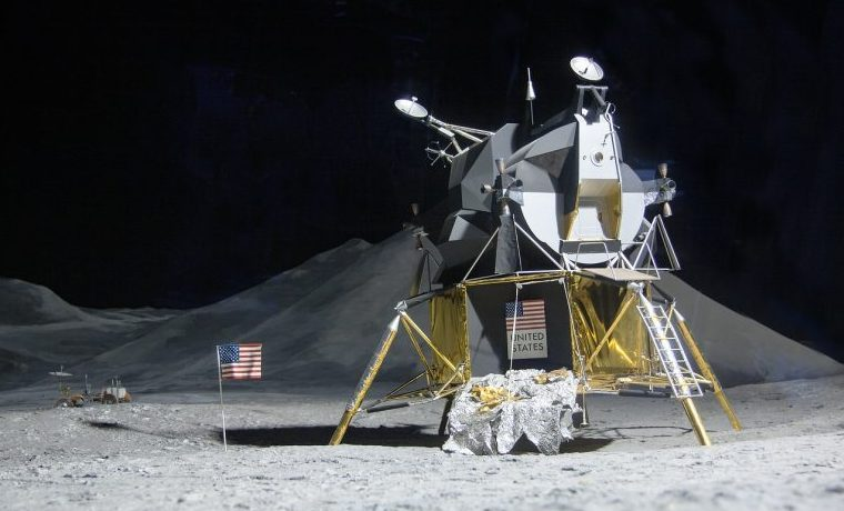 cosmicómica Apolo 11 luna
